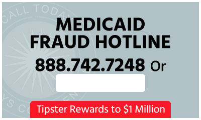 Medicaid Fraud Hotline